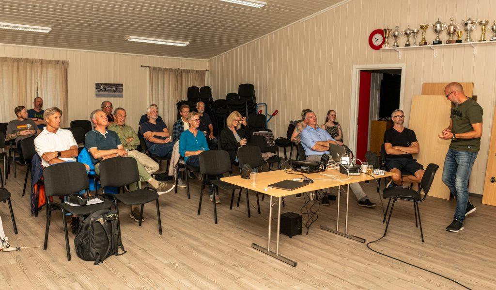 Septembermøte i Biofoto Østlandet